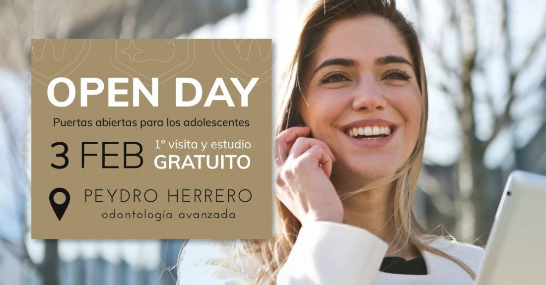 Información sobre el Open Day en Clínica Peydro